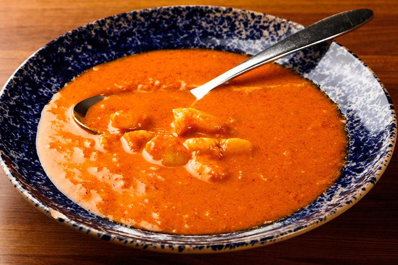 shrimp-curry