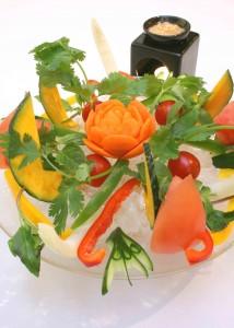 ベトナム野菜