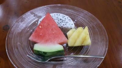 日本料理レストラン 富士 の ランチデザート